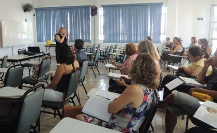 Professores de Pindamonhangaba recebem capacitação sobre Meio Ambiente