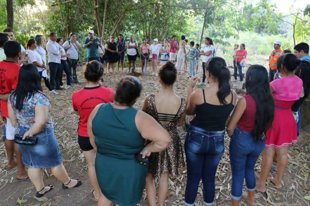 Educa Sanear conclui atividades em Santa Tereza