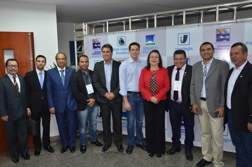 Com foco na modernização, Câmara de Palmas e Senado atuam no fortalecimento do Legislativo do Tocantins