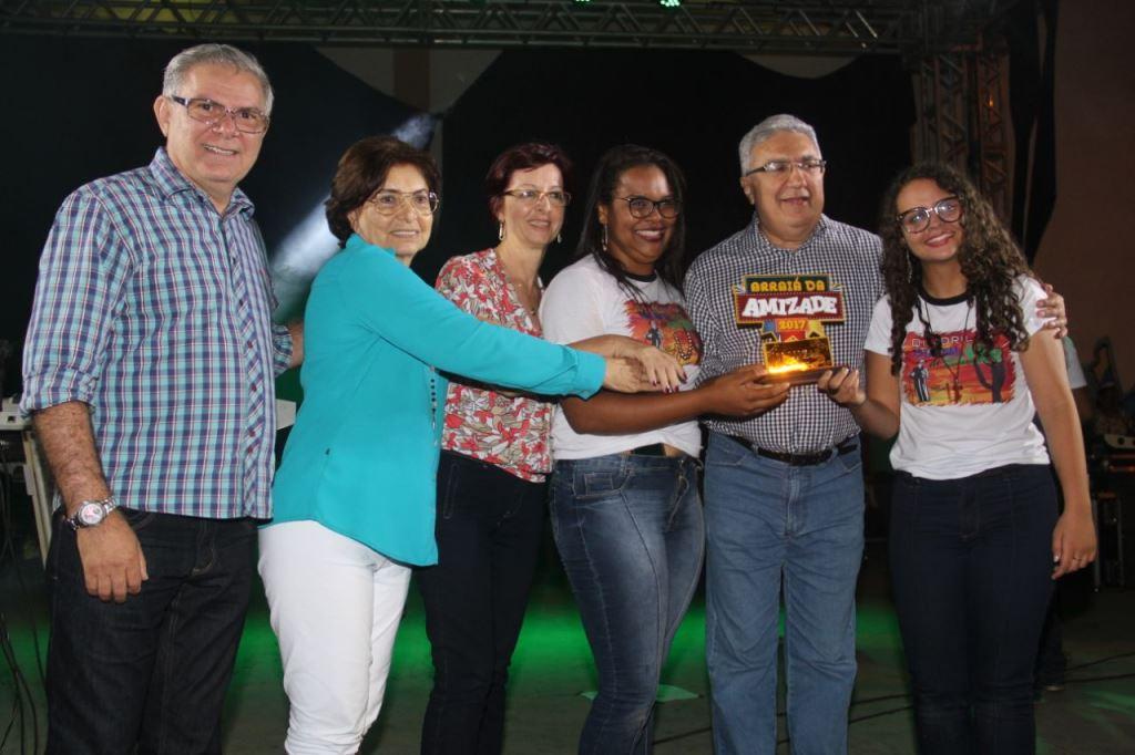 Novata, Estadual do Sertão é a grande campeã do Arraiá da Amizade 2017
