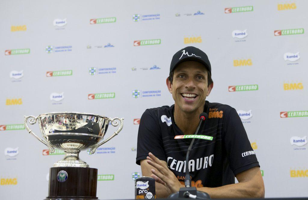 Marcelo Melo viaja para os Estados Unidos e inicia preparação para o US Open