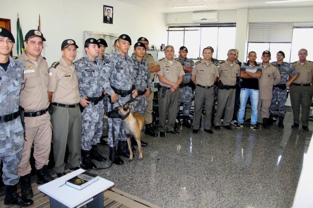 Policiais Militares recebem referência elogiosa após atuação contra autor de homicídio