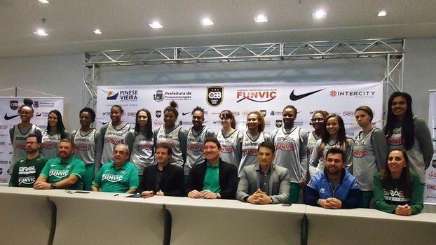 Brasil jogará contra a Argentina na Copa América feminina de Basquete