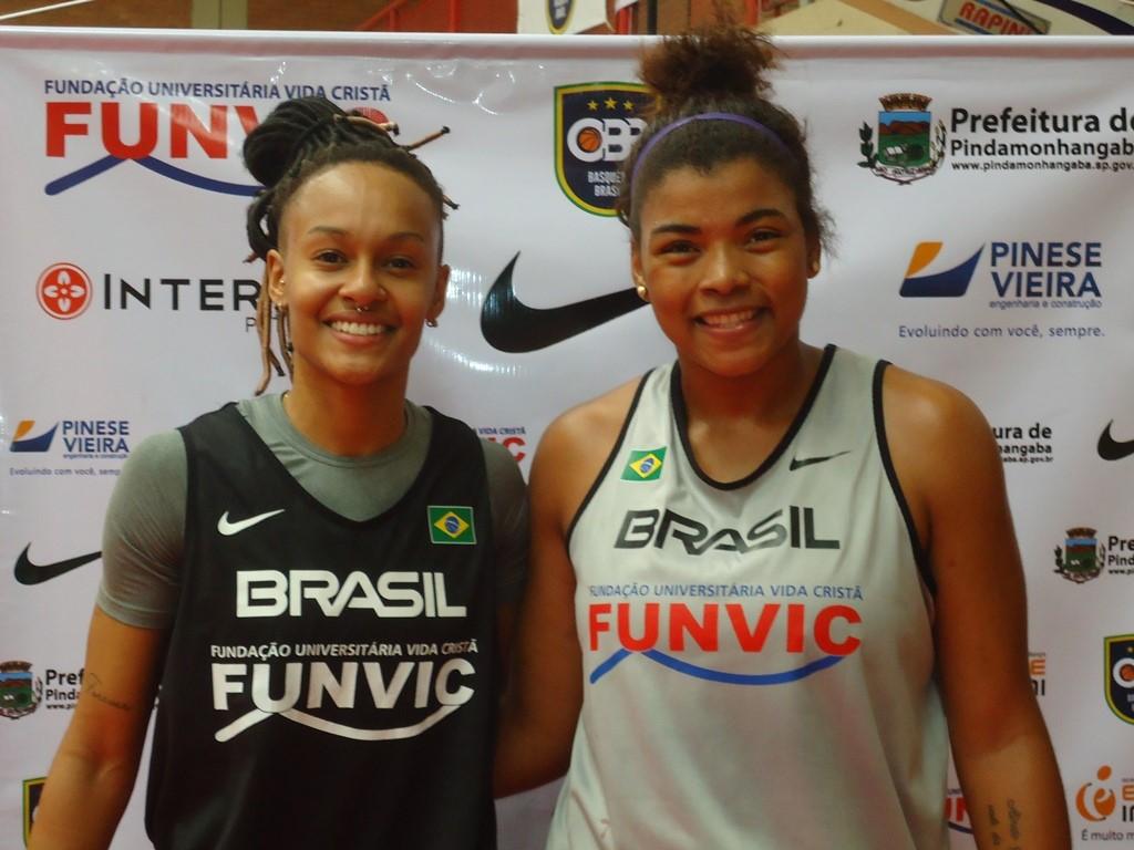 Caras novas, Raphaella Silva e Rphaella Monteiro realizam sonho de infância e querem mais