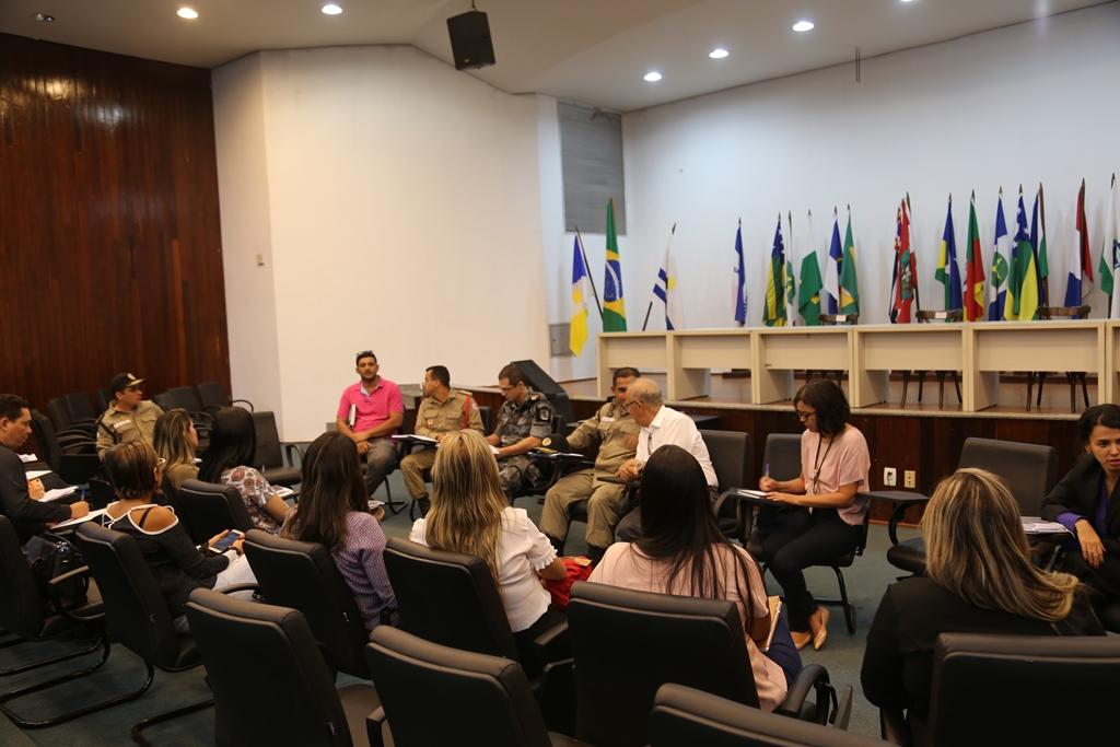 Estratégias para desocupação pacífica na T-23 são debatidas com participação da Defensoria Pública