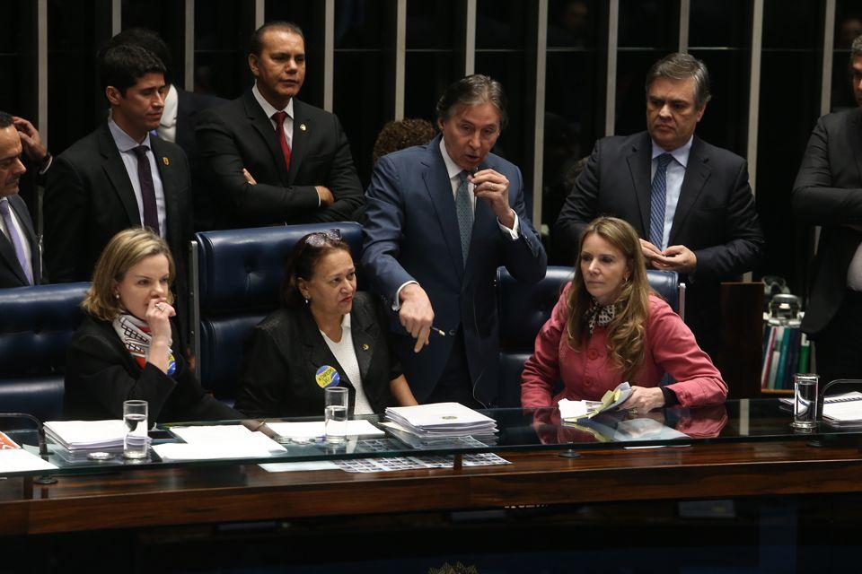 Conselho de Ética do Senado vai analisar denúncia contra senadoras em agosto