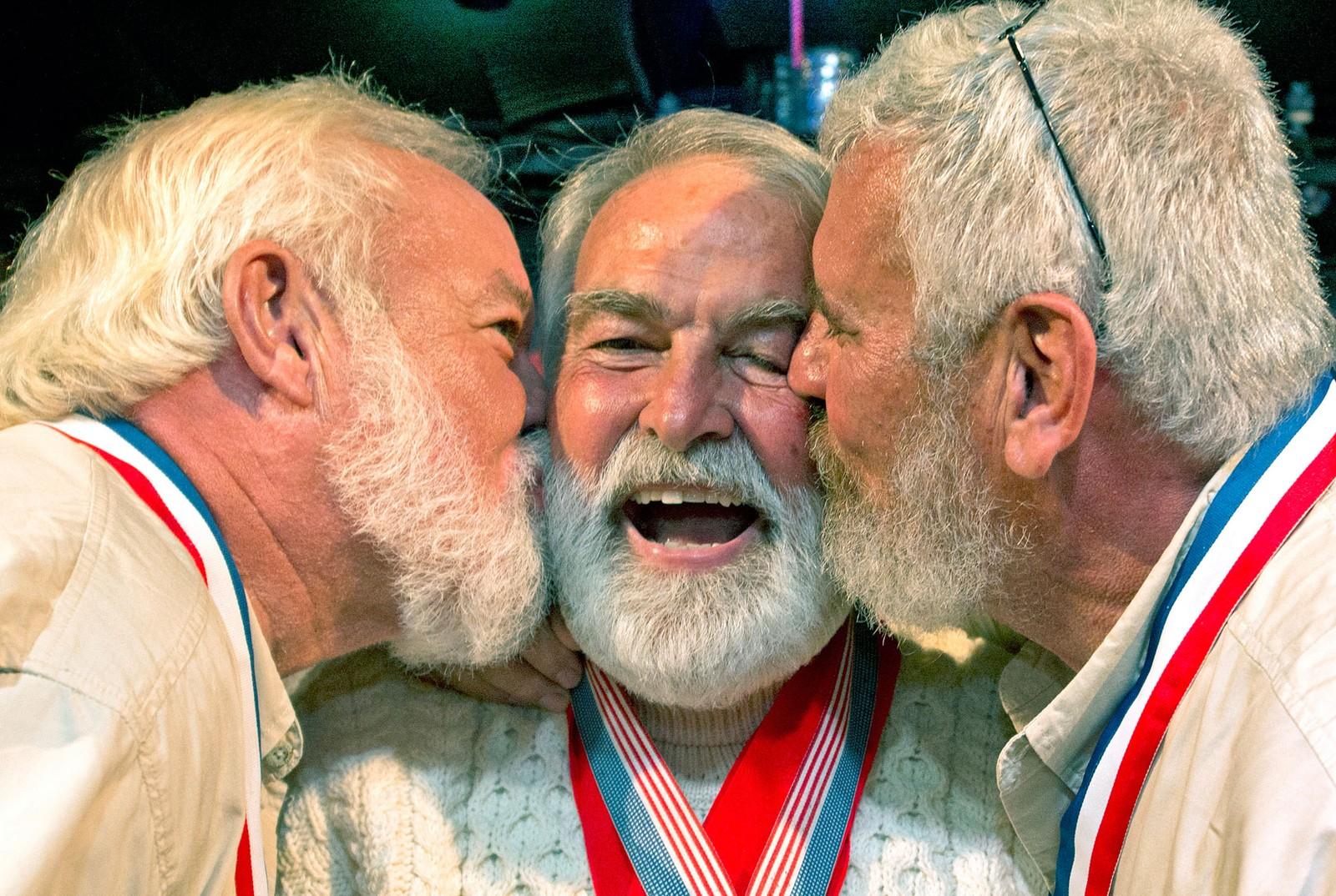 Flórida faz concurso de sósias do escritor Ernest Hemingway