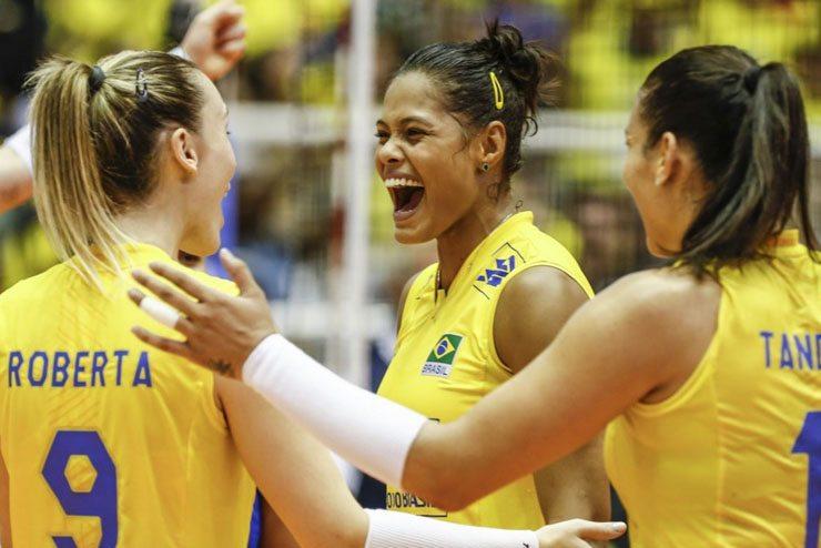 Brasil abre Sul-americano com vitória tranquila sobre a Argentina
