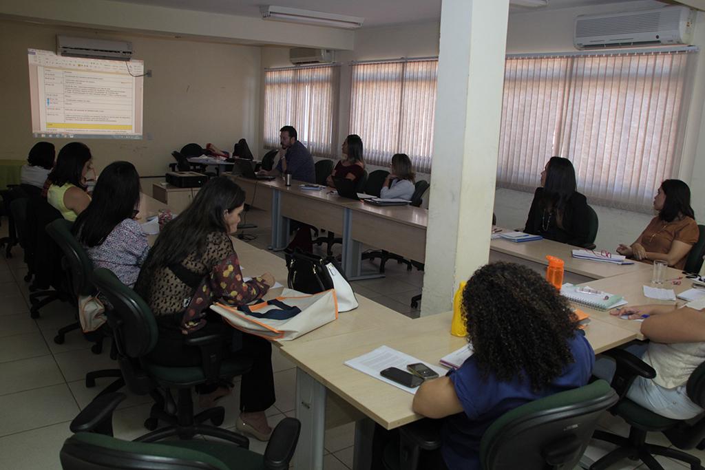 Técnicos da Seduc participam do último módulo de formação do Programa Tutoria Pedagógica