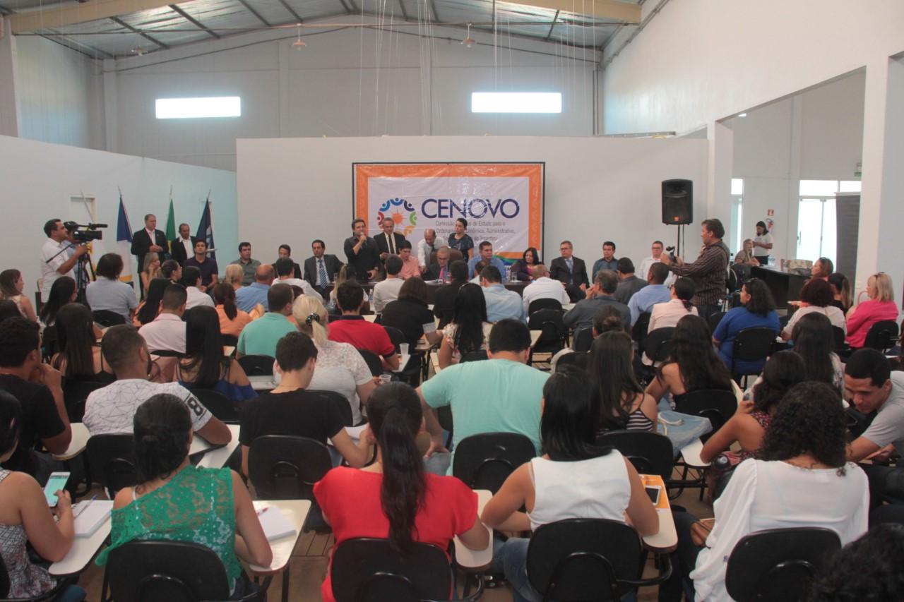 CENOVO chega a Paraíso do Tocantins para discutir demandas da sociedade