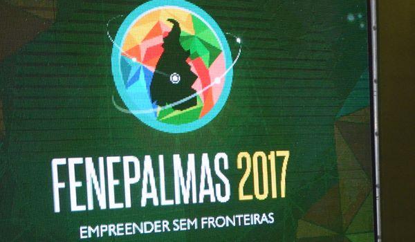 Campanha leva solidariedade durante a 22ª edição da Fenepalmas