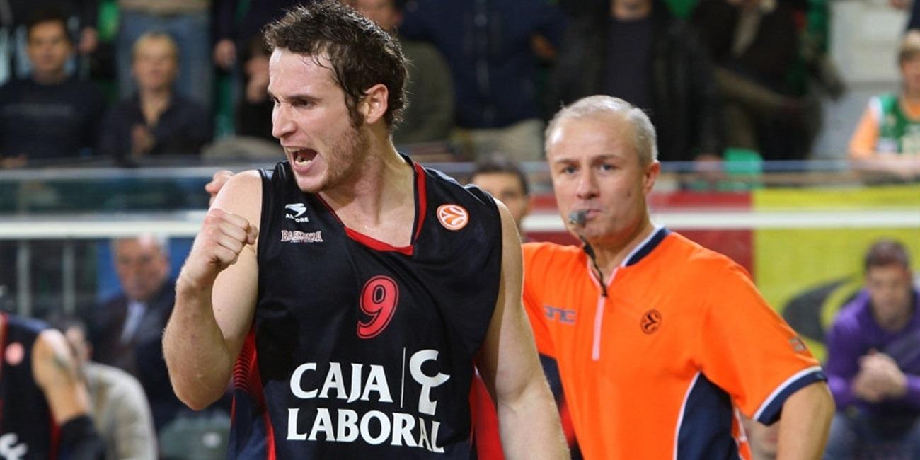 Huertas inicia a pré-temporada com o Baskonia nesta segunda