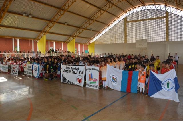 Secretaria Municipal de Educação e Cultura de Paraíso promove Torneio Interescolar