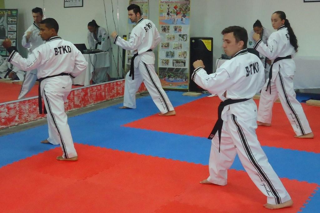 Campeonato Brasileiro de Taekwondo 2017 deverá reunir cerca de 1200 atletas em São Paulo