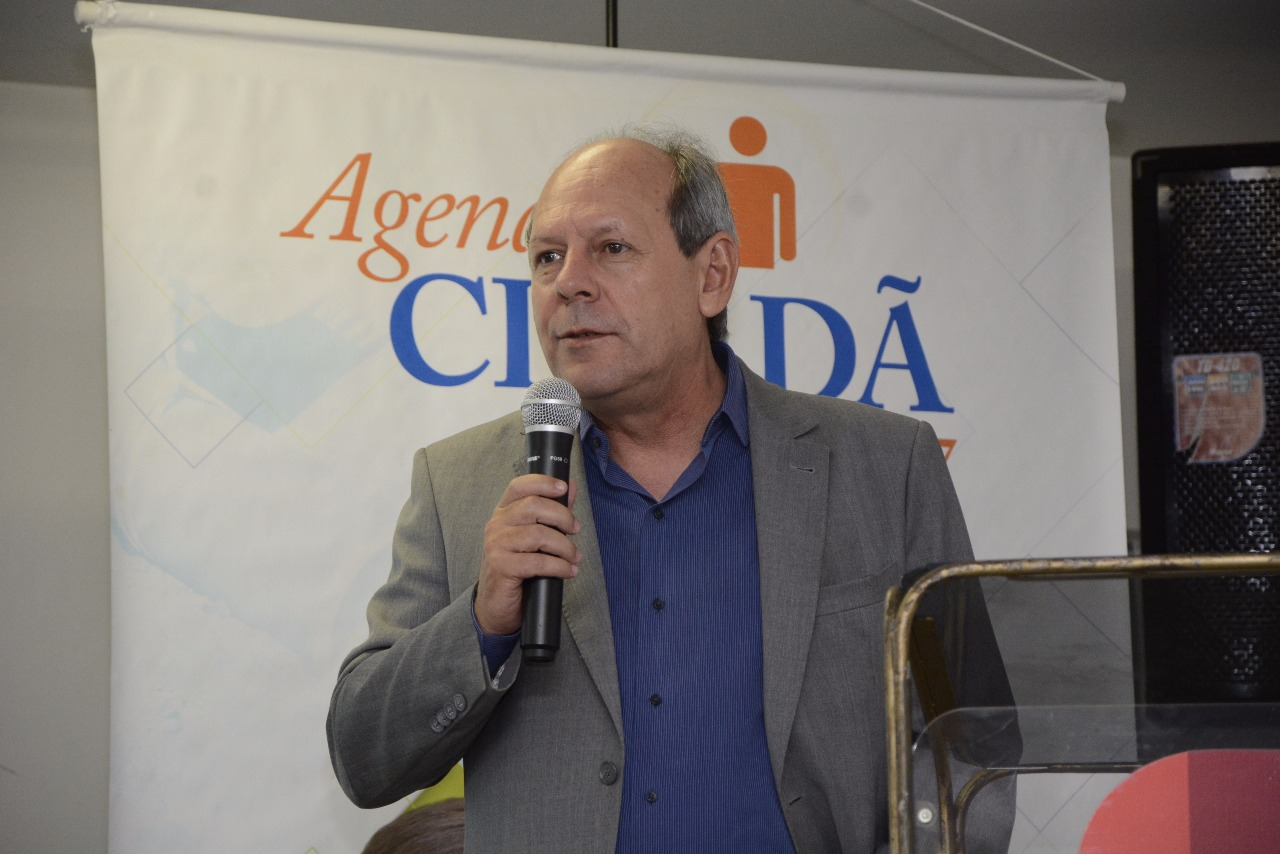 Ronaldo Dimas participa da 10ª Agenda Cidadã