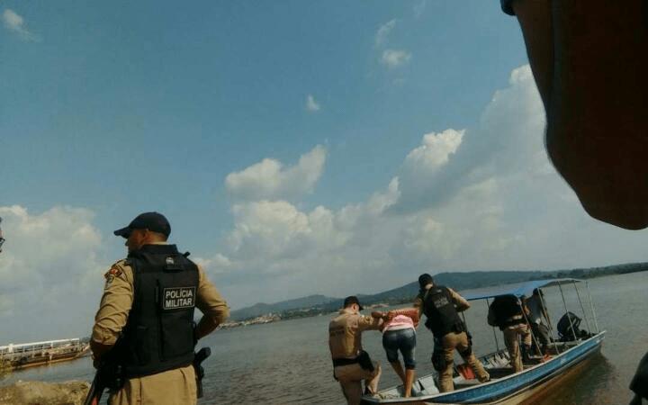 Polícia Militar prende homem por roubos em sequência em Xambioá