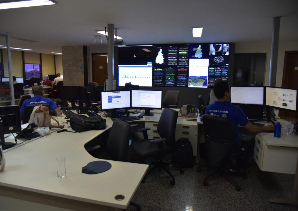 Tecnologia da Informação do TRE-TO está entre as melhores do país