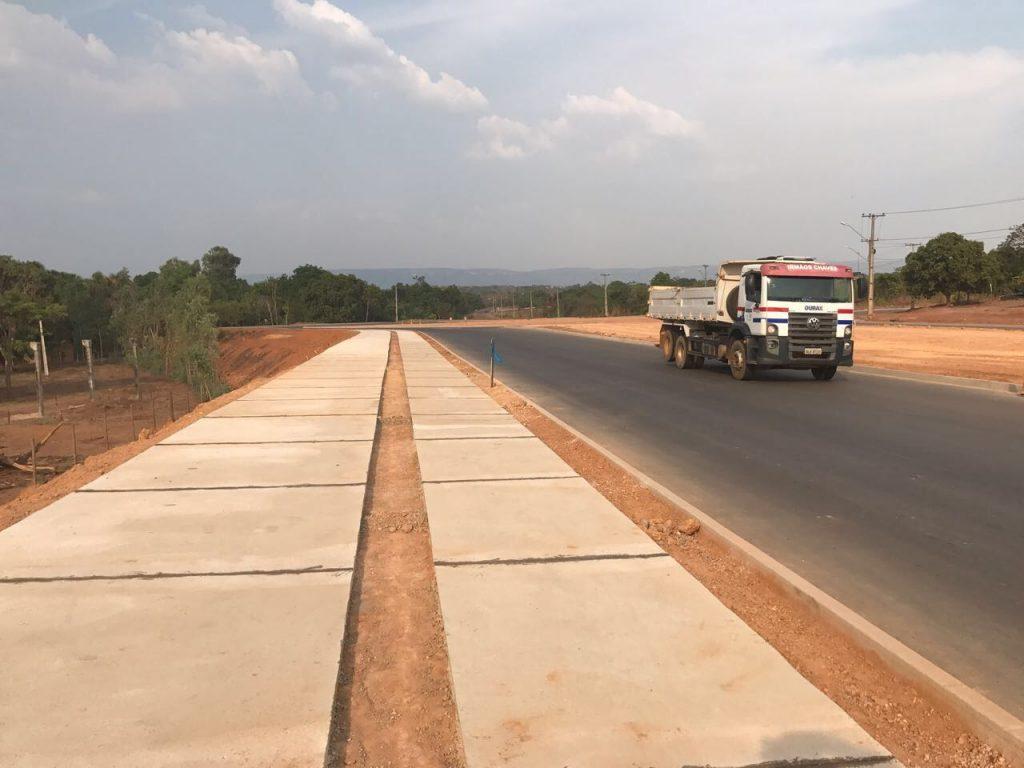 Governo do estado garante: até dezembro parte da avenida NS-15 será entregue à população