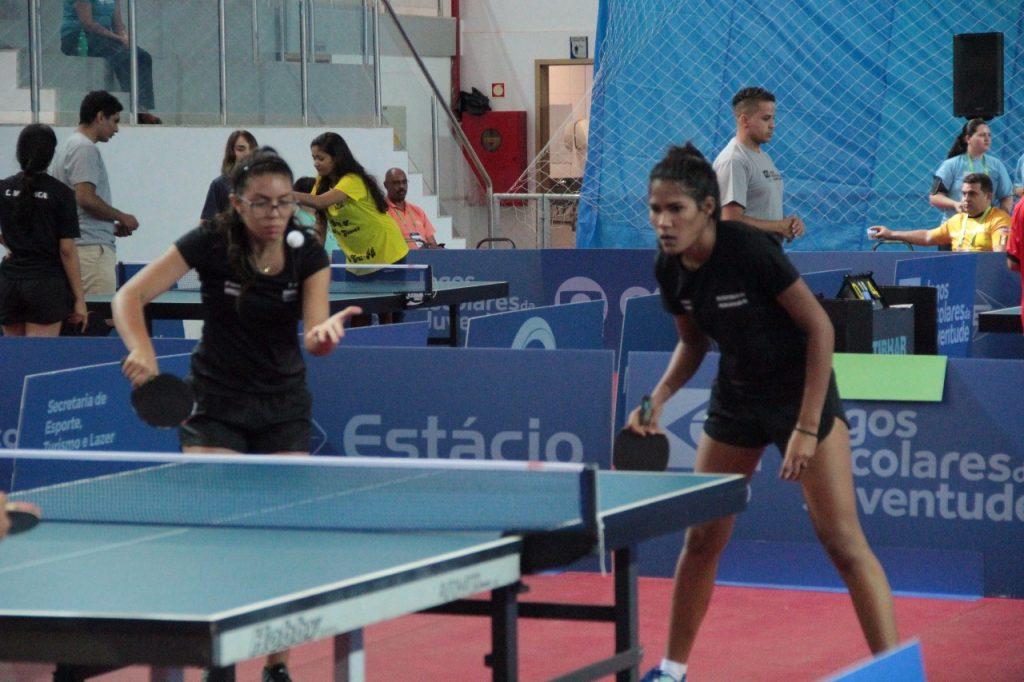Atletas do TO conseguem bons resultados na estreia dos Jogos Escolares da Juventude em Brasília