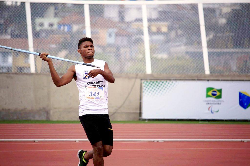 Tocantins fatura nove medalhas no primeiro dia das Paralimpíadas Escolares em São Paulo