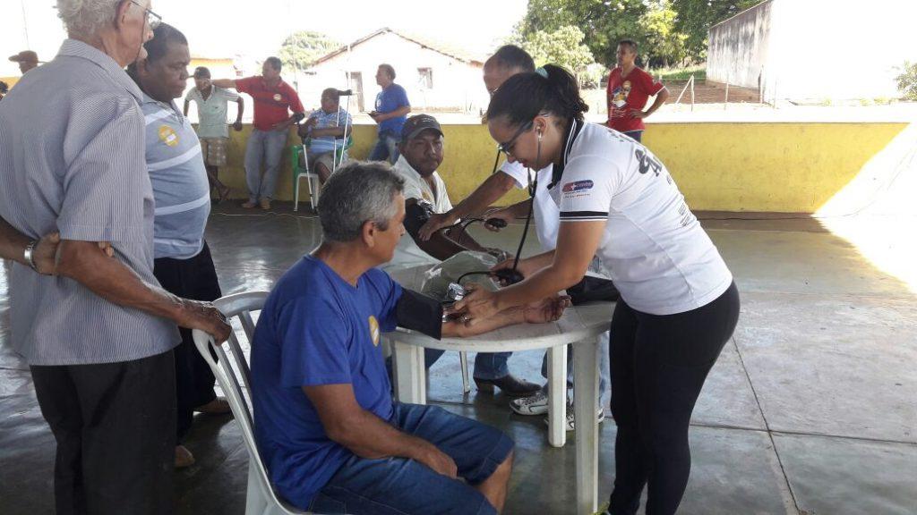 Prefeito de Barrolândia e presidente do Sindicato Rural agradecem parceria da FAET/SENAR por ação em Barrolândia