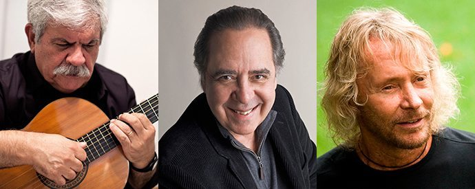 Após 50 anos de amizade, Dori, Edu e Valle gravam primeiro disco em trio