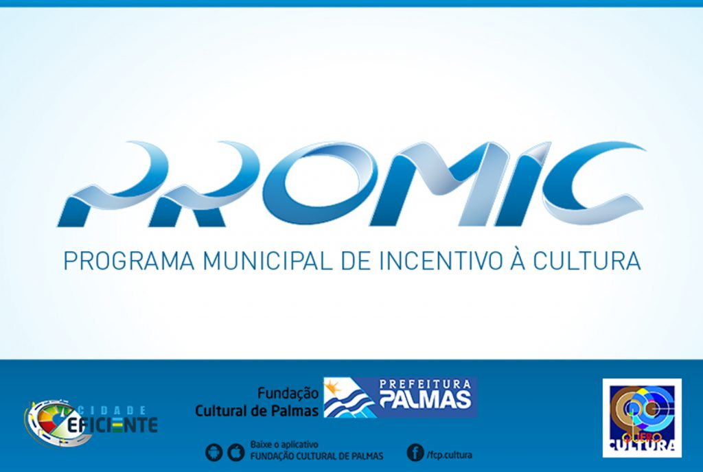 Oficina sobre o edital do Programa Municipal de Incentivo à Cultura acontece nesta segunda-feira, 17, em Palmas