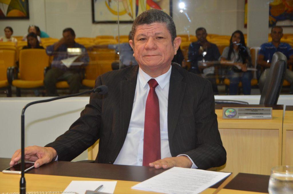 Vereador Ivory de Lira volta à Câmara de Palmas e garante continuar trabalho de combate às drogas