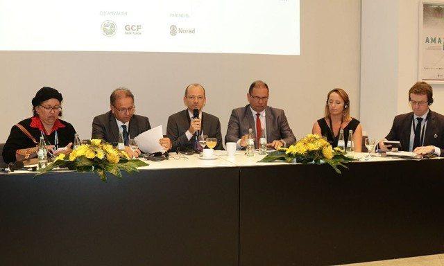 Marcelo Miranda defende interesses do Tocantins em conferência mundial do clima na Alemanha