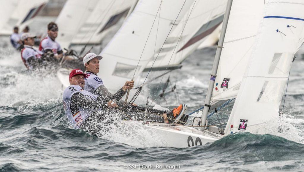 Prata dramática para o Brasil na Star Sailors League Finals em Nassau