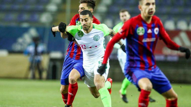 No retorno de Marquinhos Pedroso, Ferencvárosi vence e encerra o ano na liderança da Liga Húngara