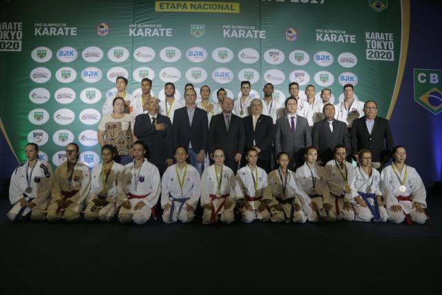 Pré-Olímpico Nacional de Karatê movimenta economia araguainense