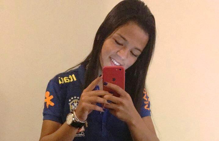 Tocantinense Monalisa faz golaço pela Seleção em torneio nos EUA