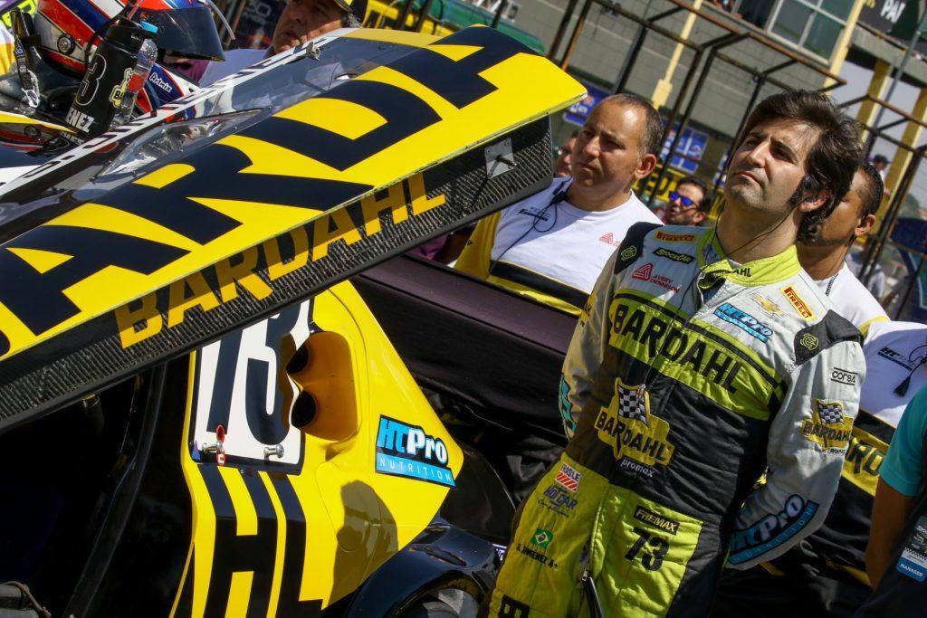 Sérgio Jimenez encerra temporada da Stock Car em Interlagos