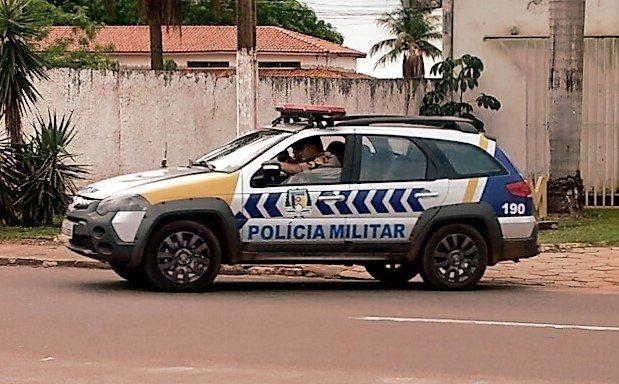 Polícia Militar prende idoso por tentativa de homicídio em Araguaína