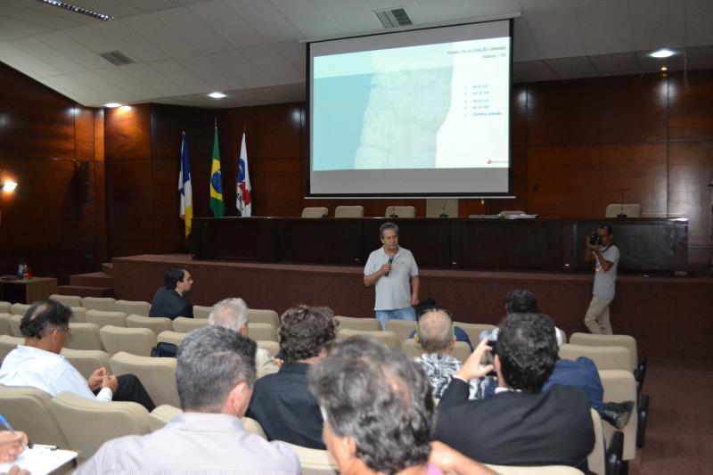 AELO-TO participa de audiência pública sobre novas áreas de planejamento da Capital