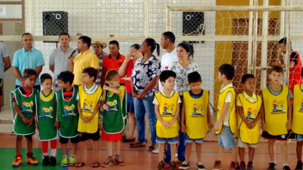 Prefeitura de Monte Santo realiza campeonato de futsal interclasse