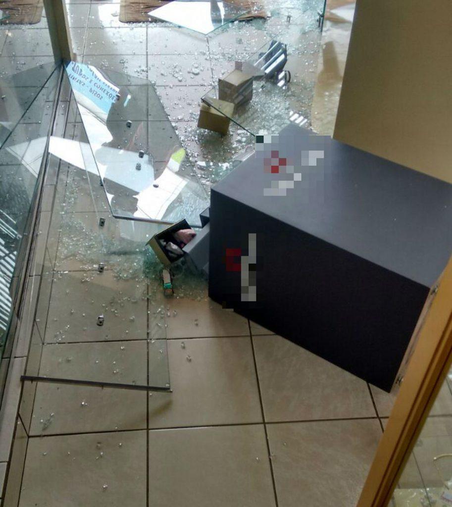 Criminosos invadem loja e roubam mais de 20 relógios em Paraíso do Tocantins