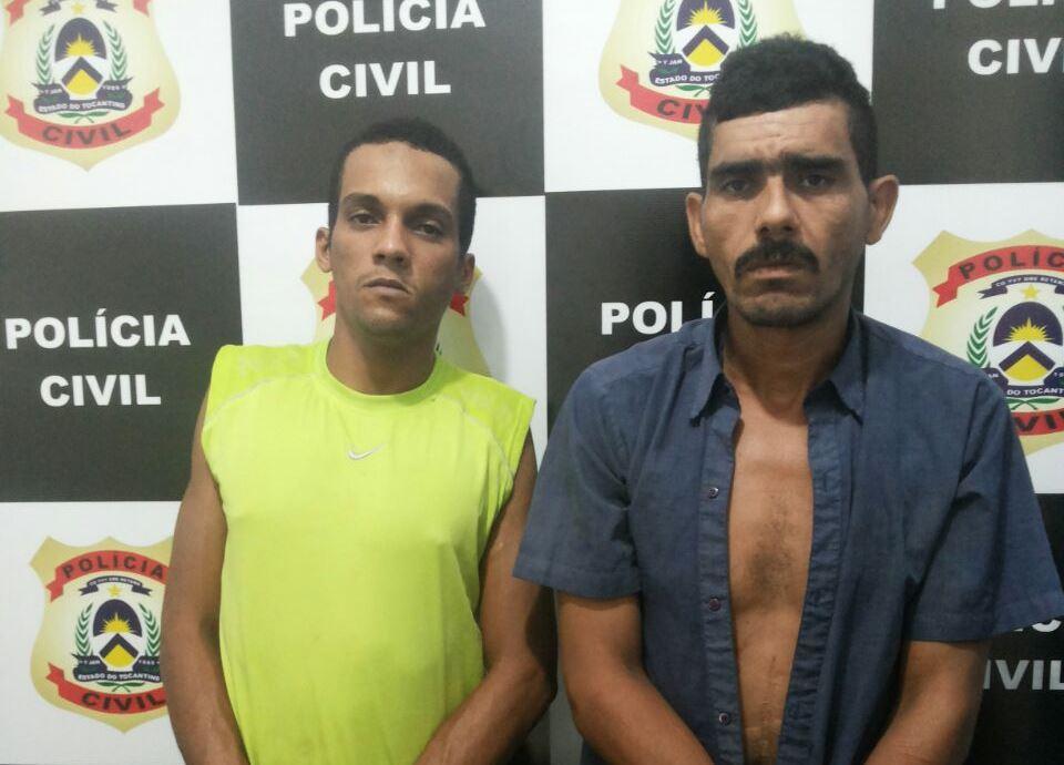 Polícia Civil prende suspeitos por tentativa de homicídio e ameaça em Guaraí