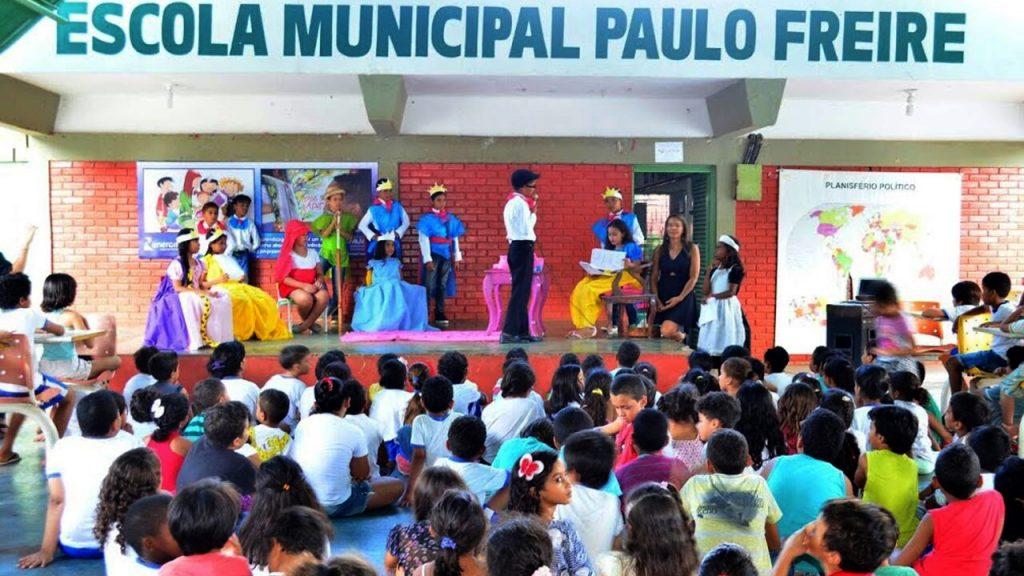 Escola Paulo Freire celebra 23 anos com uma Noite Cultural, na próxima terça-feira, 12