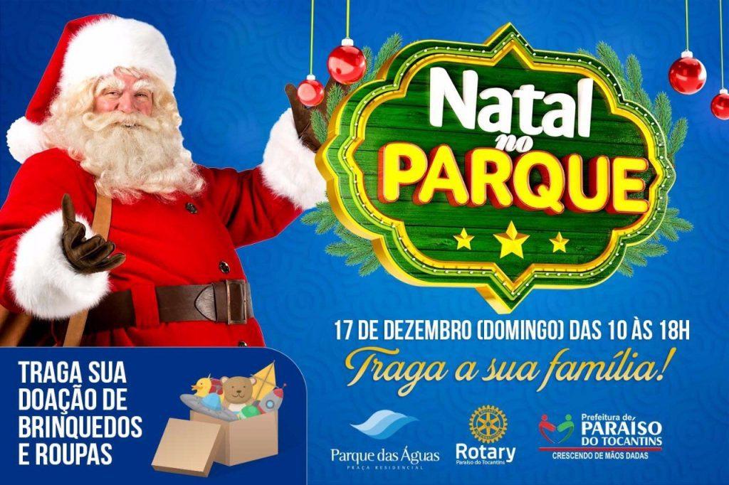 Academia de Letras de Paraíso participará da primeira edição do Natal no Parque
