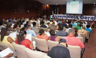 Por 97,69% dos votos prestação de contas de 2016 do SISEPE-TO é aprovada