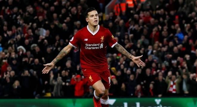 Barcelona chega a acordo com Liverpool por Coutinho, diz jornal