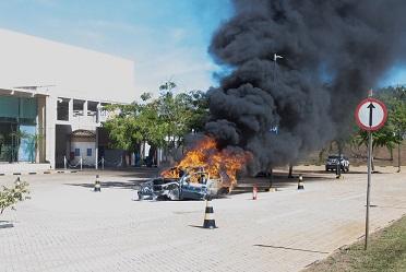 Capim Dourado Shopping realiza simulação de evacuação de emergência