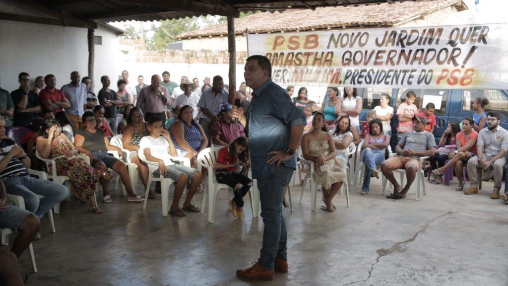 Comunidade do Sudeste reclama do abandono por parte do governo do Estado