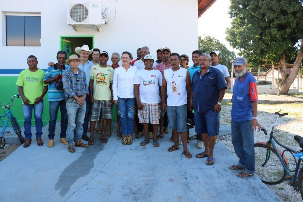 Em reunião com produtores rurais e pescadores, Kátia Abreu diz que Tocantins está sem projeto e precisa ser reconstruído
