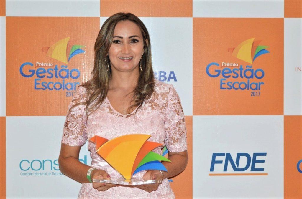 Destaque Regional no Prêmio Gestão, diretora do Caic de Palmas viajará aos EUA em março