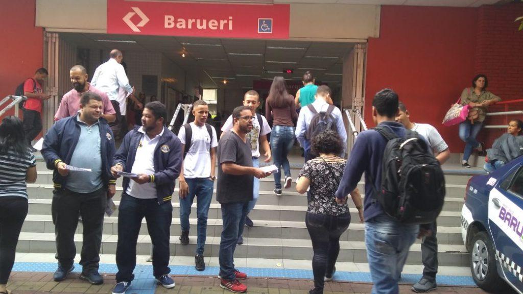 Sindigráficos mobiliza trabalhadores contra a reforma da Previdência