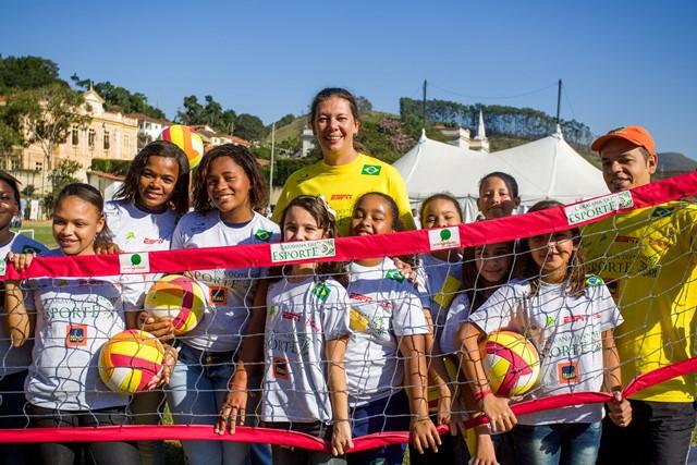 Catu (BA) recebe a primeira etapa do ano da Caravana do Esporte e Caravana das Artes
