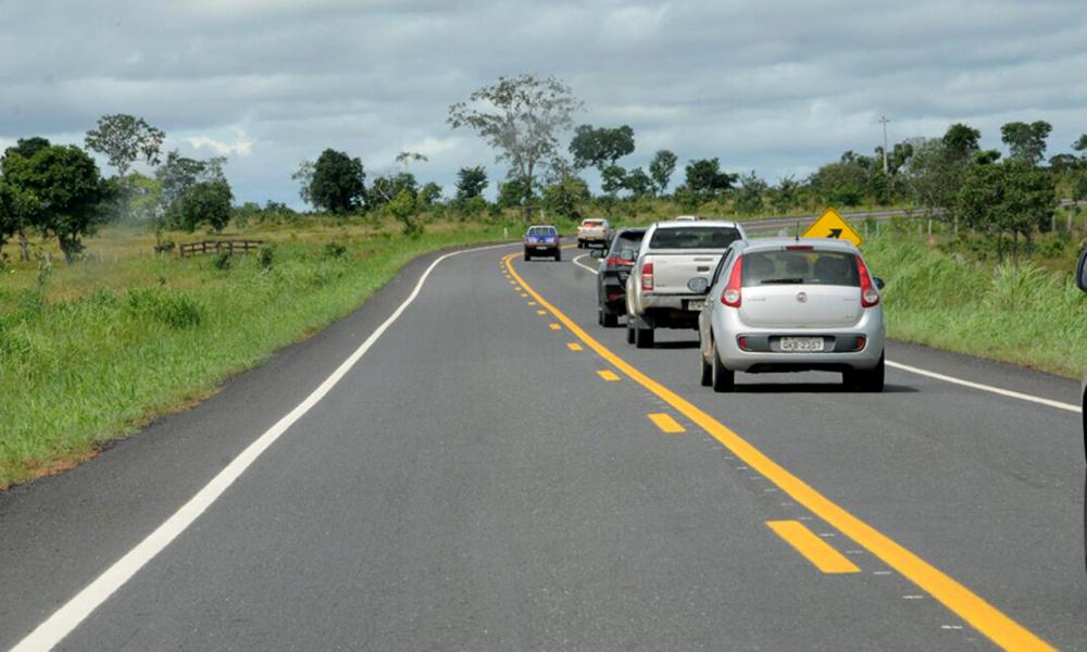 Marcelo Miranda entrega trechos de rodovias recuperadas no norte do Estado